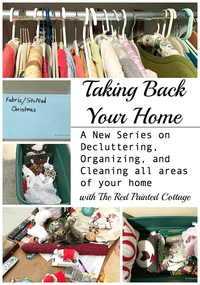 Taking Your Home Back - Where To Start