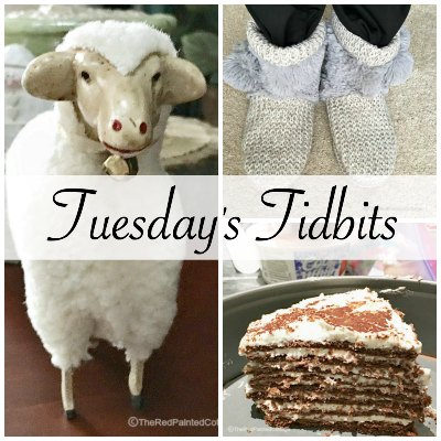 Tuesday's Tidbits