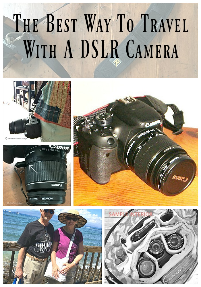 Best Way To Travel With A DSLR Camera