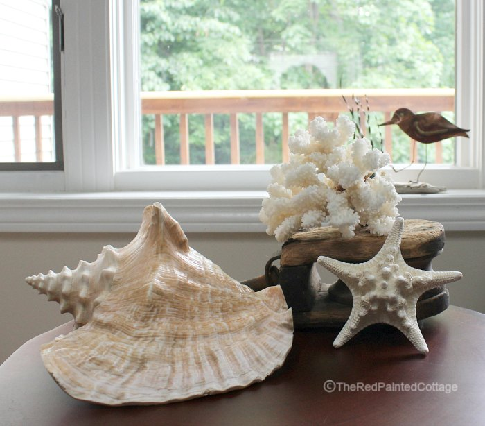 Summer Decor With A Coastal Vibe