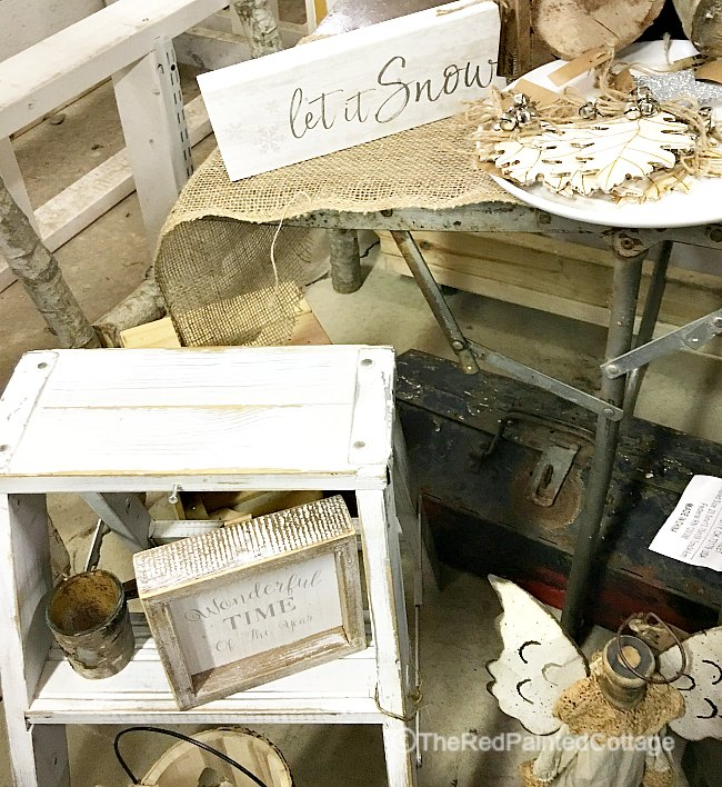 My Latest Visit To The Farmgirl Flea Market