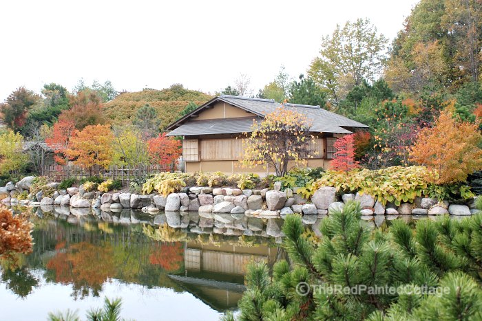 Fall At The Frederik Meijer Gardens