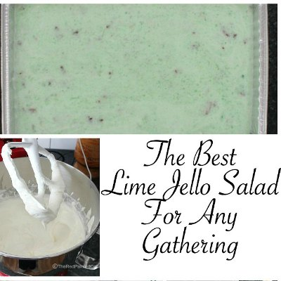 The Best Lime Jello Salad For Any Gathering