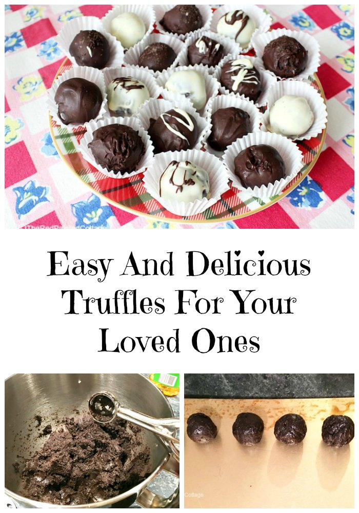 Easy And Delicious Chocolate Truffles