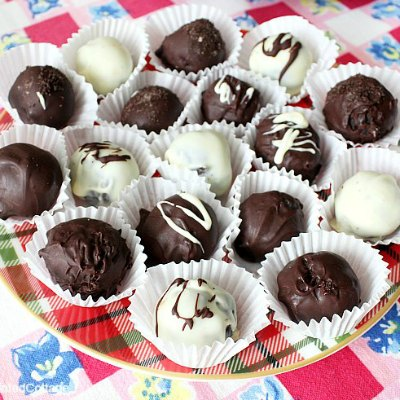 Easy And Delicious Chocolate Oreo Truffles