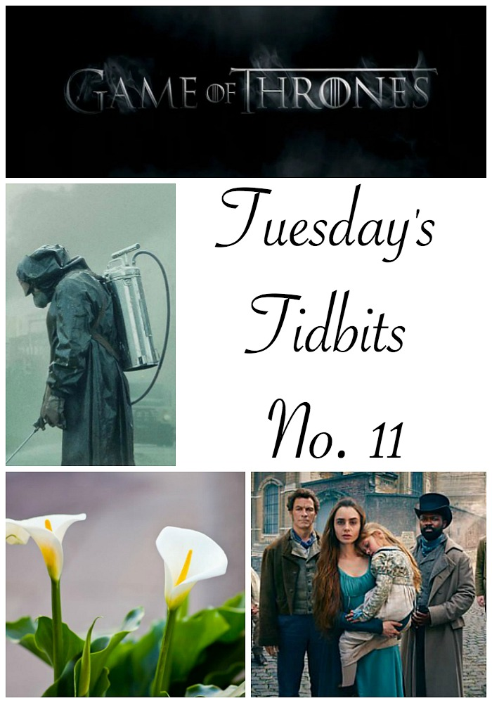 Tuesday's Tidbits No. 11