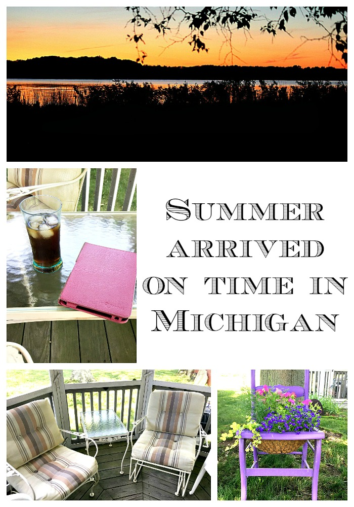Summer Has Arrived In Michigan