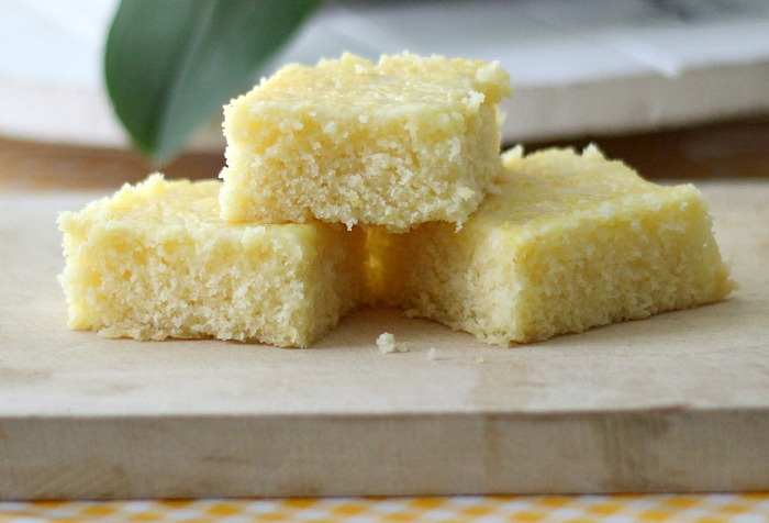 Glazed Lemon Squares