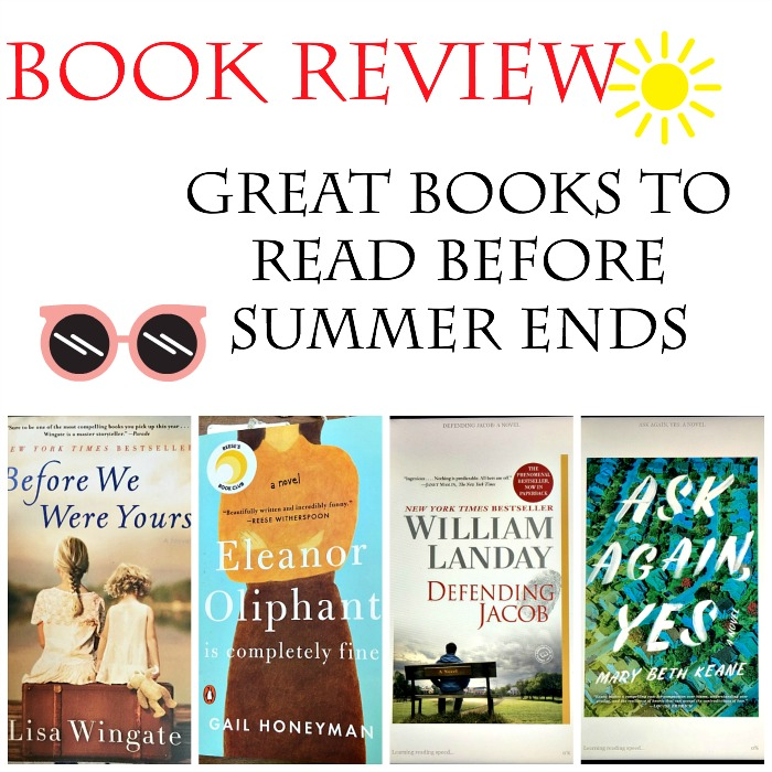 Book Review On Great Summer Reads