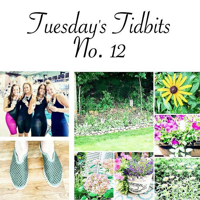 Tuesday's Tidbits No. 12