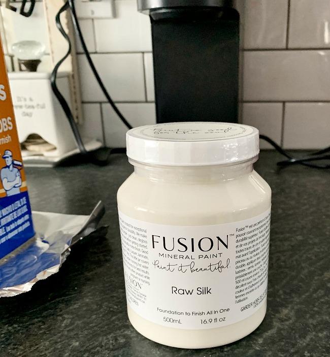 Raw Silk Fusion Mineral Paint
