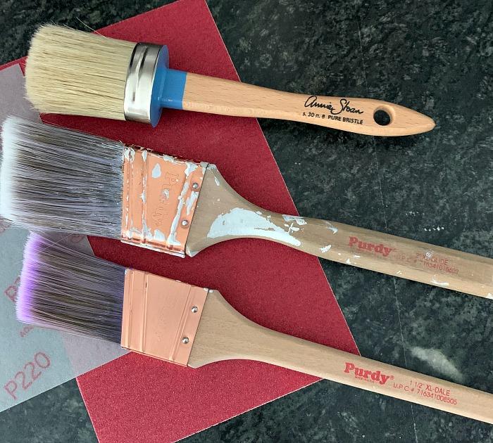 use good paintbrushes